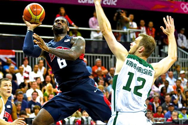 USA vs. Lithuania Olympic Basketball: Grades, Twitter Reaction and Analysis