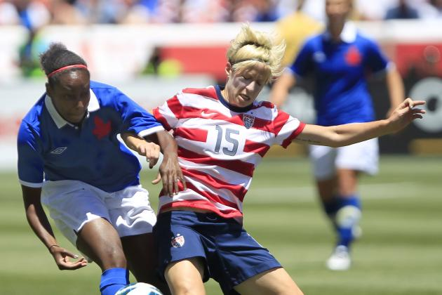 USA vs. Canada Women's Soccer Olympic Semifinals: TV Schedule, Live Stream, More