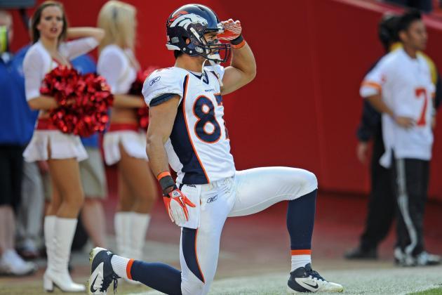 Why Eric Decker Will Be a Top 10 Wide Receiver for the Broncos