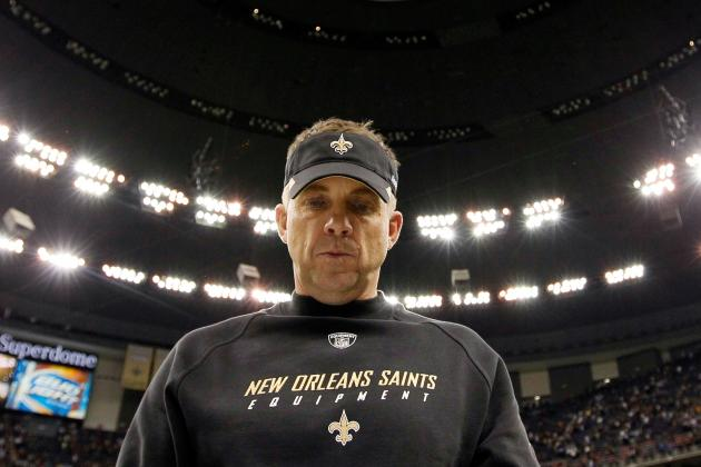 NFL Hall of Fame Game 2012: New Orleans Saints Will Be Fine Without Sean Payton
