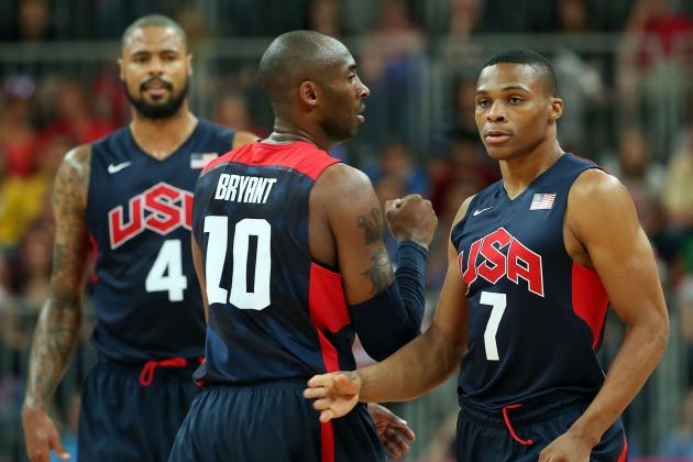 Olympic Basketball Scores 2012: Updated Scores and Results from Today's Games