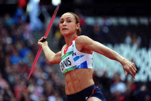 Jessica Ennis: British Star Rolls to Heptathlon Gold