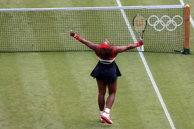 Serena Williams: Golden Slam Winner Proves She's the Best