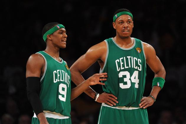 Should Rajon Rondo Be Named Celtics Co-Captain Alongside Paul Pierce?