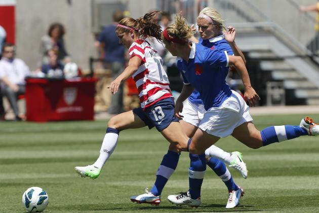 Olympic Soccer 2012: Analysis, Preview of Semifinal Between USWNT and Canada