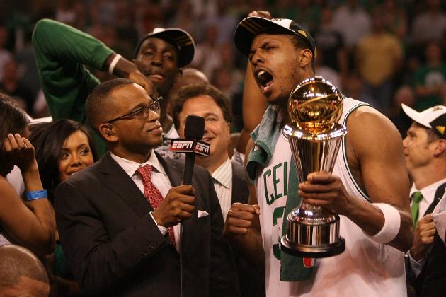 NBA Rumors: Celtics Forward Paul Pierce Could Test Free Agency in 2 Years