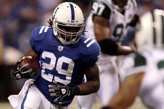 Joseph Addai Should Sign with Detroit Lions