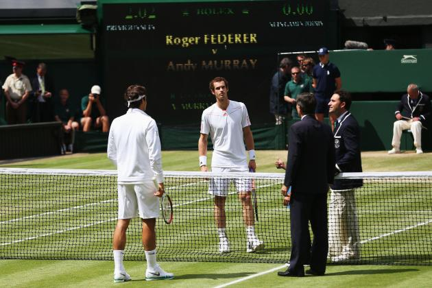 Federer-Murray:  Dissecting the Significance of the Olympic Finals