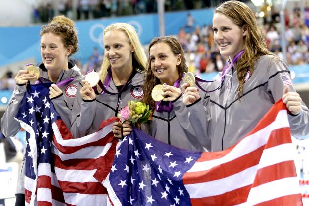 Olympic Swimming 2012: Dominant US Women's Team Is One of History's Best