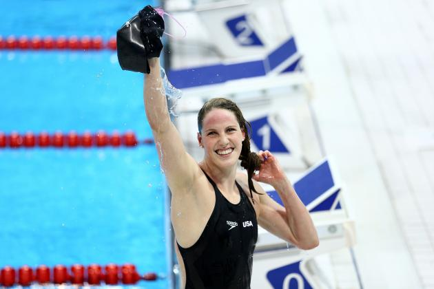 Missy Franklin College: 17-Year-Old Star Crazy to Turn Down Endorsements