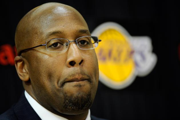 Lakers Rumors: Who Should Replace Mike Brown If He Continues to Fail?