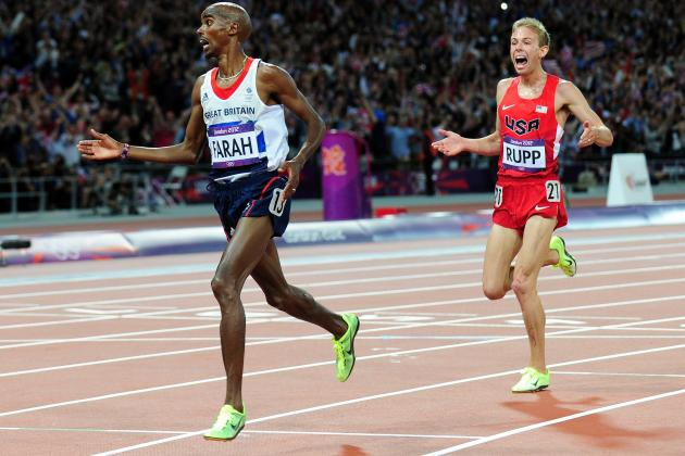 Olympic Track and Field 2012 Results: Day 8 Standings, Score, Analysis & More