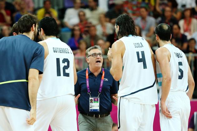 Olympic Basketball Schedule 2012: Argentina Offers US Toughest Test Yet