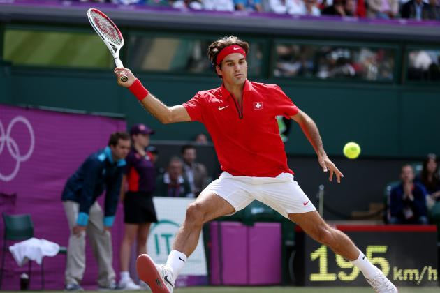 Olympic Tennis 2012 Schedule: When and Where to Catch Gold Medal Matches