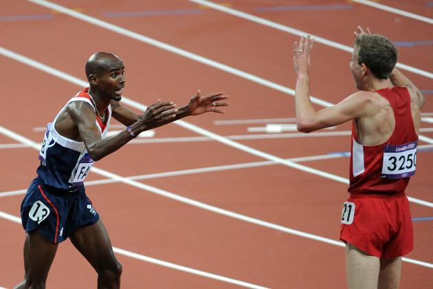 London 2012: Mo Farah, Galen Rupp Give Viewers Race to Remember