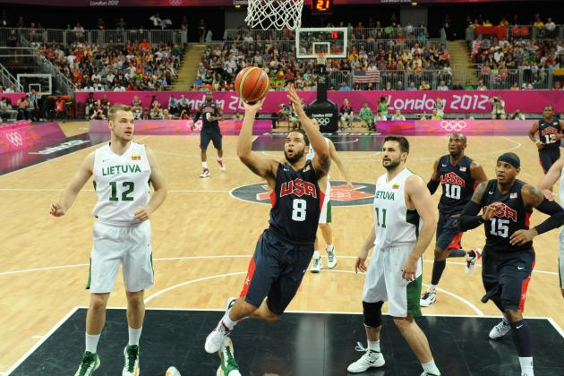 USA vs. Lithuania: Players Who Must Rebound from Mediocre U.S. Showing