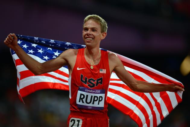 U.S. Olympic Track and Field: Why Galen Rupp's Silver in 10K Is Good as Gold