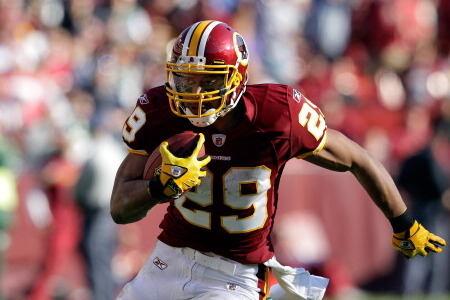 Washington Redskins: No Room for Feature Back in Crowded Backfield