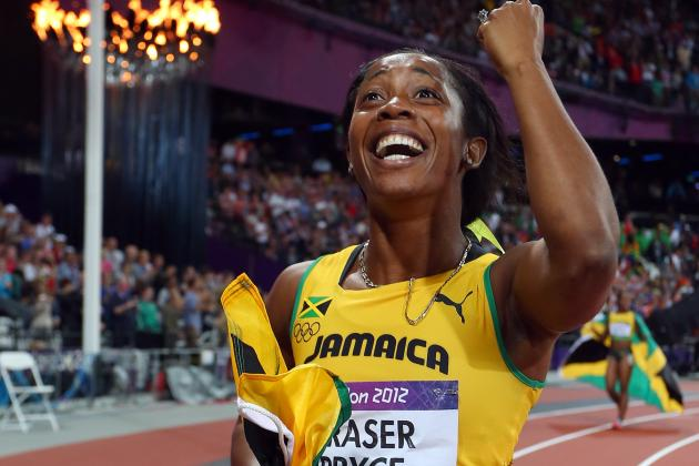 2012 Olympics: Jamaica Track Sets Tone in Rivalry with US Sprinters