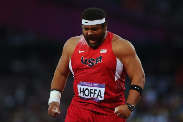 WWE Superstars: Why Olympian Reese Hoffa Would Be Perfect for WWE