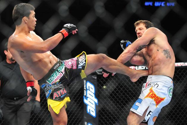 UFC on FOX 4 Results: Lyoto Machida Earns Shot at UFC Light Heavyweight Title