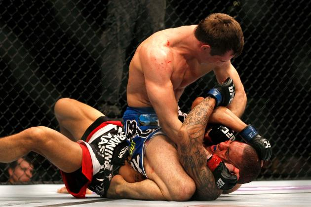 UFC 152: Rory MacDonald Injured and out of B.J. Penn Fight