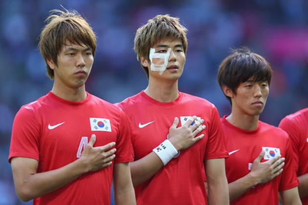 2012 Olympic Soccer: London Olympics a Historic One for Asian Soccer