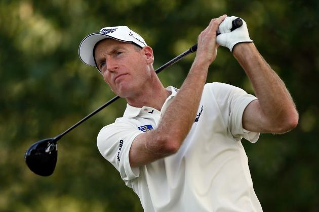 Bridgestone Invitational 2012: Jim Furyk Will Run Away with Title in Akron