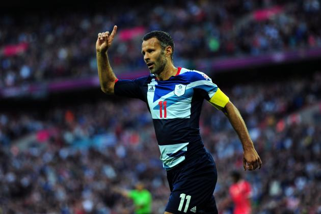 Olympic Soccer Results 2012: Ryan Giggs Hails Great Britain's Youngsters in Loss