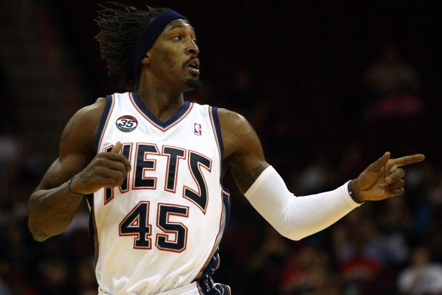 Brooklyn Nets: Why Gerald Wallace Is the X-Factor
