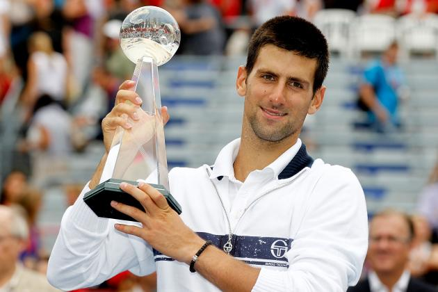 Rogers Cup 2012: Novak Djokovic Heavy Favorite Entering Tournament