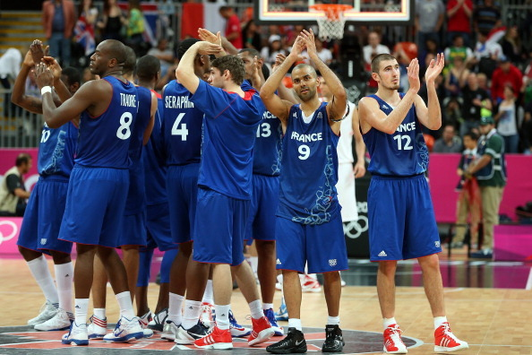 France vs. Nigeria Olympic Basketball: Start Time, Live Stream, TV Info & More