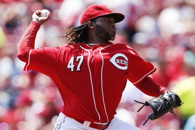 Cincinnati Reds: Johnny Cueto Quietly the NL's Best Pitcher