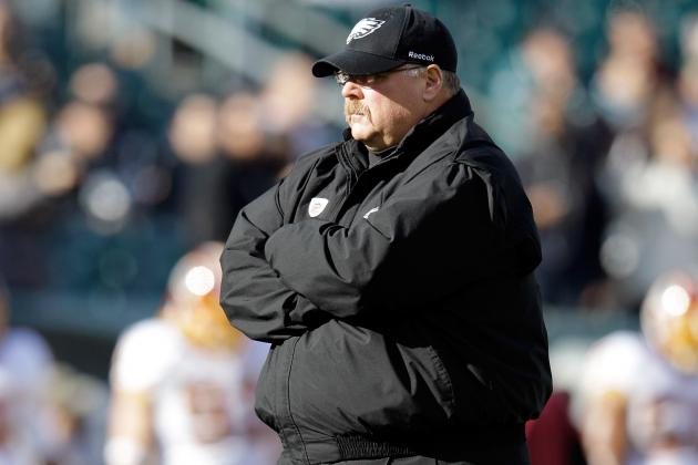 Andy Reid's Son, Garrett, Found Dead at Eagles Training Camp in Lehigh