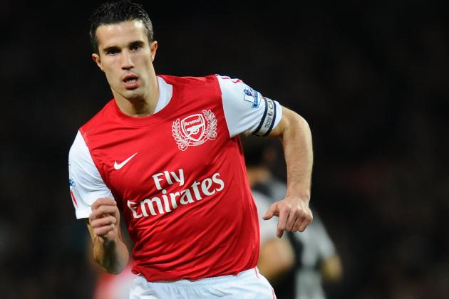 Lessons We Can Learn from This Robin Van Persie Contract Saga