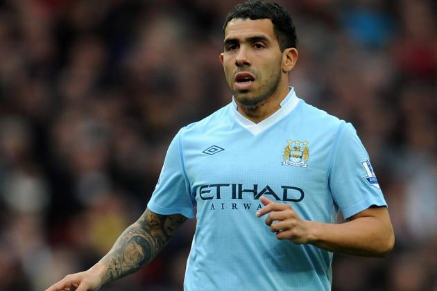 Carlos Tevez Is Set for a Monster and Drama Free Year with Man City