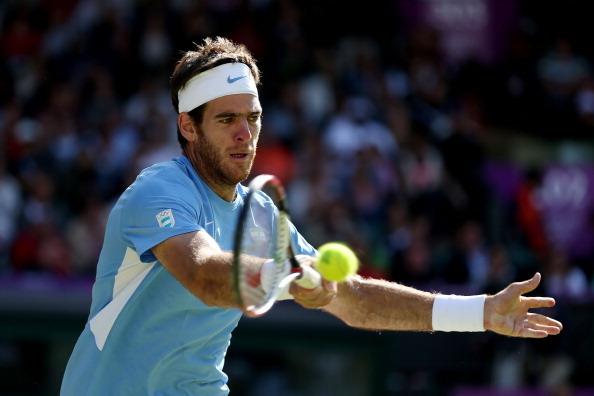 Juan Martin Del Potro Defeats Novak Djokovic to Win Olympic Tennis Bronze Medal