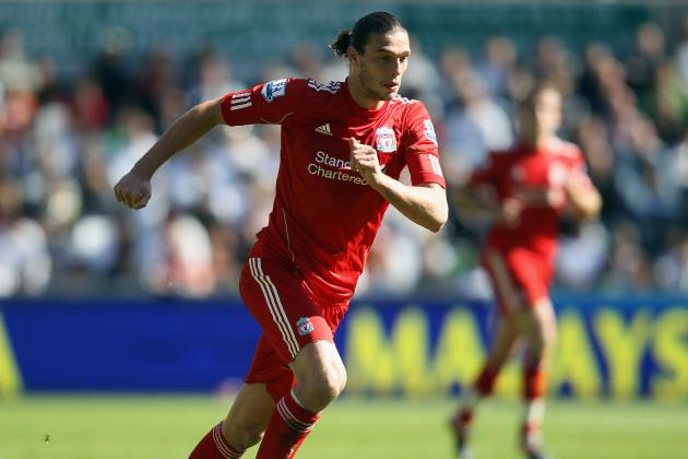 Liverpool Transfer Rumors: Losing Andy Carroll to West Ham Would Hurt Reds