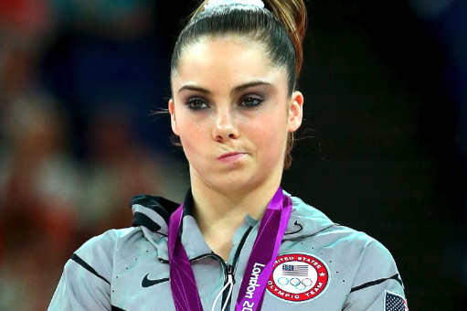 McKayla Maroney Wins 2012 Olympic Women's Gymnastics Vault Silver Medal