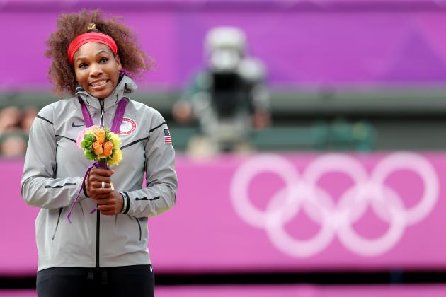 Olympic Tennis Results 2012: Serena Williams' Golds Prove Fire Still Burns