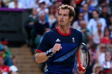 Olympics Tennis 2012: Andy Murray Beats Roger Federer for Gold Medal
