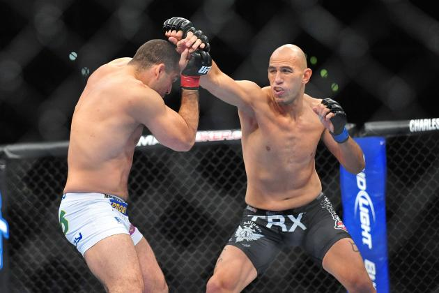 UFC on Fox 4: Brandon Vera Shows He Can Still Compete with Best Despite Loss