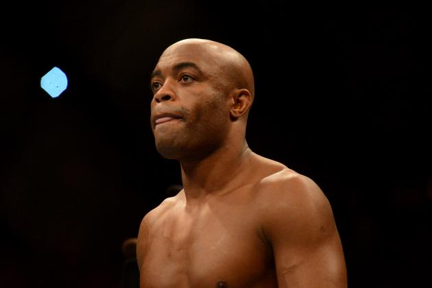 Who Should Anderson Silva Fight Next?