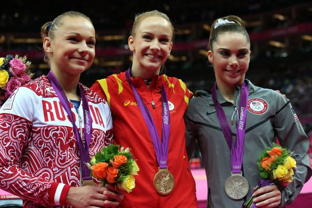 Olympic Gymnastics 2012 Day 9 Results: Men & Women's Medal Winners and Scores