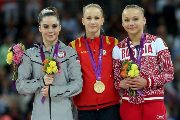 Olympic Gymnastics Results 2012: McKayla Maroney Fall Only Small Blemish