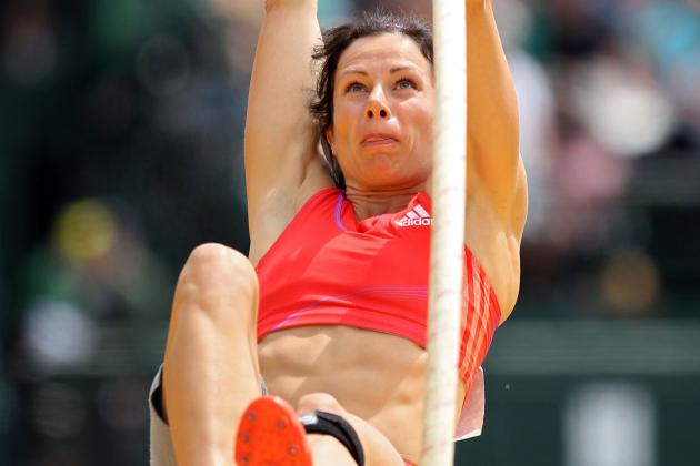 US Olympic Track Team 2012: Women's Pole Vault Preview