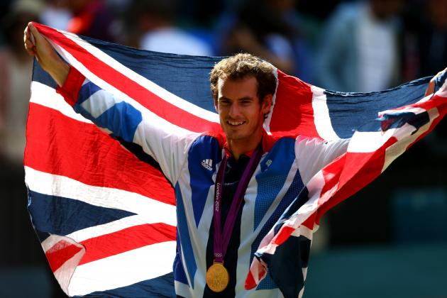 Andy Murray: Olympic Gold Will Spur Brit to US Open Breakthrough