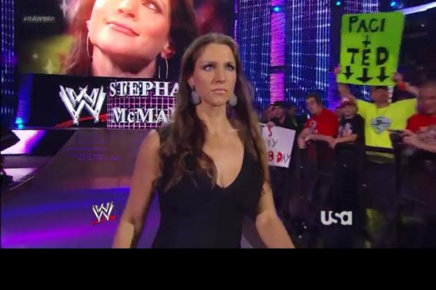 Why Stephanie McMahon Should Return to WWE as an On-Screen Character
