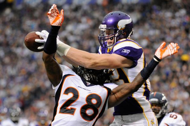 Fantasy Football: Can Kyle Rudolph Be a Fantasy Sleeper at Tight End?