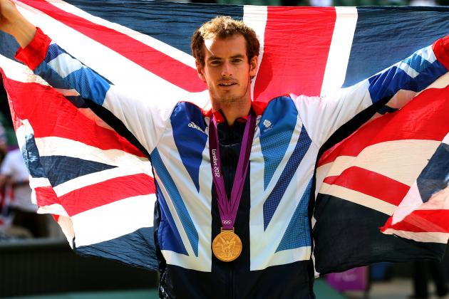Murray Dominates Federer, Finally Breaks Through at Wimbledon for Olympic Gold